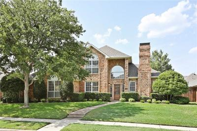 Coppell Single Family Home For Sale: 710 Alendale Drive