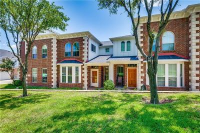 Lewisville Townhouse For Sale: 449 Legends Drive