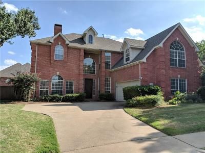 McKinney Single Family Home For Sale: 4903 Pecan Hill Road
