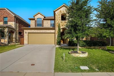 McKinney Single Family Home For Sale: 2720 Golfview Drive