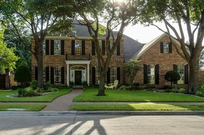 Colleyville Single Family Home For Sale: 6406 Meade Drive