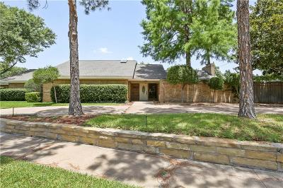 Irving Single Family Home For Sale: 3909 Greenhills Court W