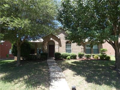 Royse City Single Family Home For Sale: 1521 Hafner Drive