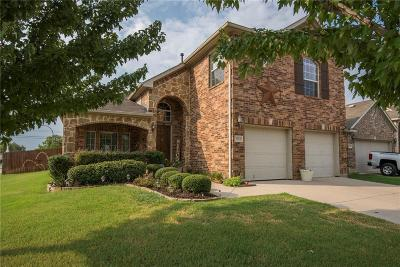 Dallas, Fort Worth Single Family Home For Sale: 2752 Triangle Leaf Drive