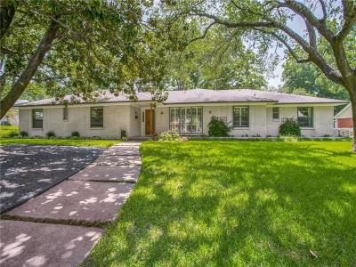 Dallas Single Family Home For Sale: 10324 Vinemont Street