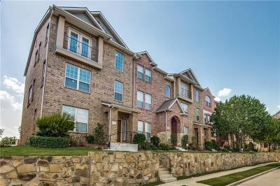 Carrollton Townhouse For Sale: 2139 McParland Court