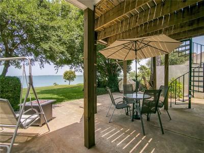 Rockwall Single Family Home For Sale: 3506 Lakeside Drive