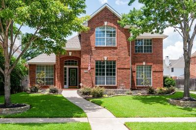 Keller Single Family Home Active Option Contract: 312 Glen Hollow