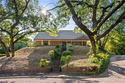 Dallas Single Family Home For Sale: 5811 Forest Haven Trail