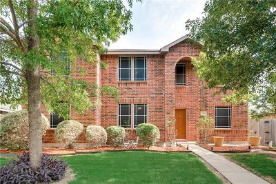 Wylie Single Family Home For Sale: 2925 Montague Trail