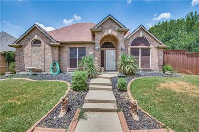McKinney Single Family Home For Sale: 3000 Palmdale Drive