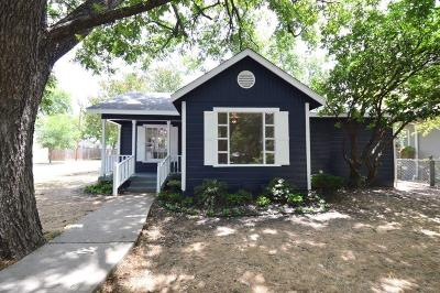 Dallas, Fort Worth Single Family Home For Sale: 1801 S Henderson Street