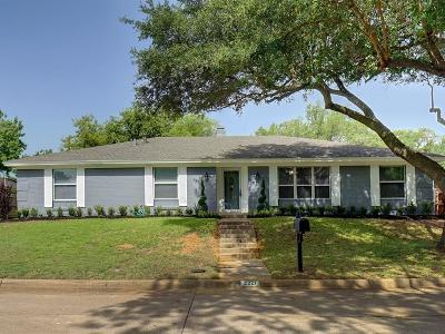 Grand Prairie Single Family Home For Sale: 2221 Ravenwood Drive