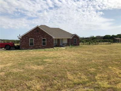 Weatherford Single Family Home For Sale: 225 Miramar Circle