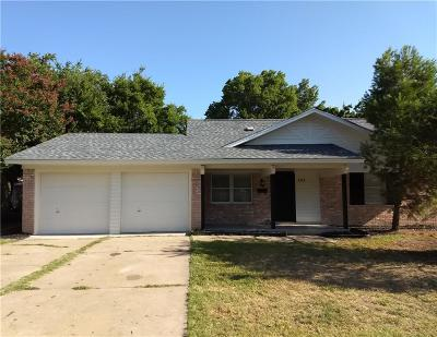 Grand Prairie Single Family Home For Sale: 502 Forrest Hill Lane
