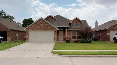 Weatherford Single Family Home For Sale: 2206 Whitney Drive