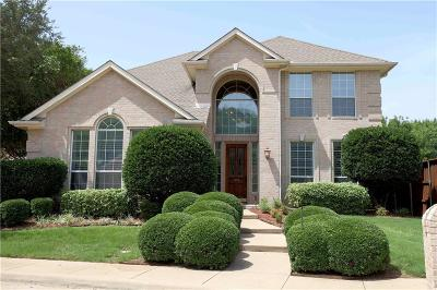 Rockwall Single Family Home For Sale: 1932 Gullwing Drive