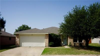 Justin Single Family Home For Sale: 239 Pine Crest Drive