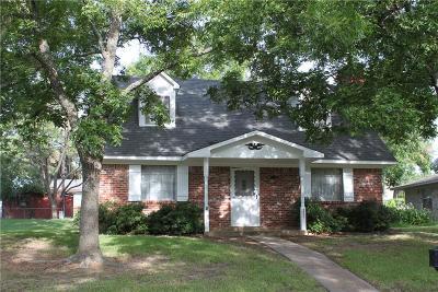 Denison Single Family Home For Sale: 231 Ross Avenue
