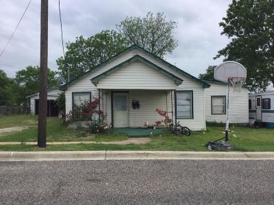 Single Family Home For Sale: 608 Water Street
