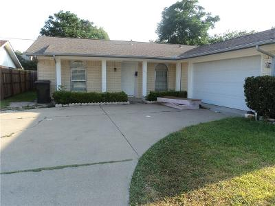 Carrollton Single Family Home For Sale: 1013 Jeanette Way