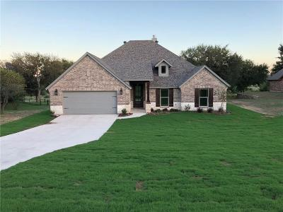 Somervell County Single Family Home For Sale: 1188 Riverwood Trail