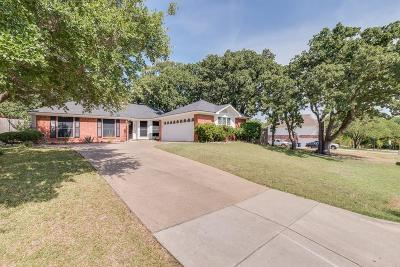 Kennedale Single Family Home For Sale: 105 Arthur Drive