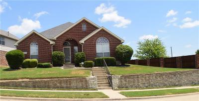 Garland Single Family Home For Sale: 1602 Fern Drive