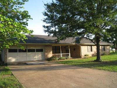 Canton TX Single Family Home For Sale: $159,900
