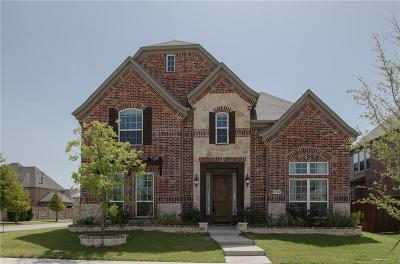 Frisco Single Family Home Active Option Contract: 5798 Kerry Drive