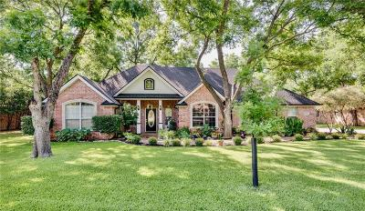 Granbury Single Family Home For Sale: 9313 Monticello Drive