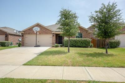 Forney Single Family Home Active Contingent: 2049 Fairview Drive