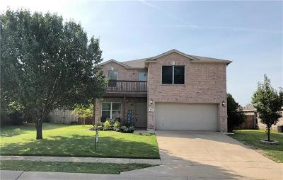 Forney Single Family Home For Sale: 605 E Rock Brook Drive