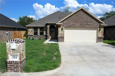 White Settlement Single Family Home For Sale: 224 N Normandale Street