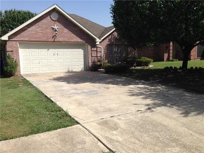 Forney Single Family Home For Sale: 922 Alpine
