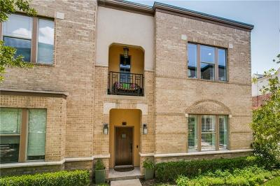 Dallas Condo For Sale: 6269 Oram Street #21