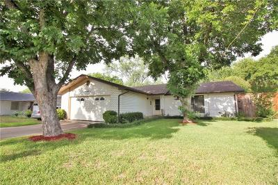 Arlington Single Family Home For Sale: 2707 Concord Drive