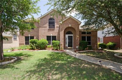 Plano Single Family Home For Sale: 8136 Stone Ridge Drive