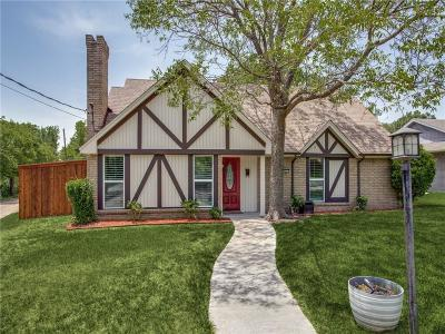 Dallas Single Family Home For Sale: 1823 Peavy Road