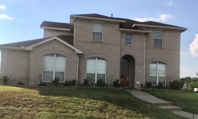 Mesquite Single Family Home For Sale: 2401 Redfield Dr