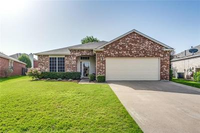 Fort Worth Single Family Home For Sale: 8316 Ram Ridge Road