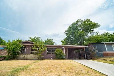 Fort Worth Single Family Home For Sale: 4416 Carol Avenue