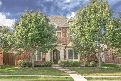 Frisco Single Family Home For Sale: 2784 Forest Manor Drive