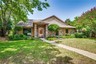 Flower Mound Single Family Home For Sale: 4333 Essex Court