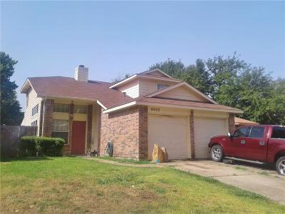 Single Family Home For Sale: 4602 Poppy Drive E