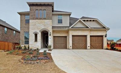 McKinney Single Family Home For Sale: 7409 River Park Drive