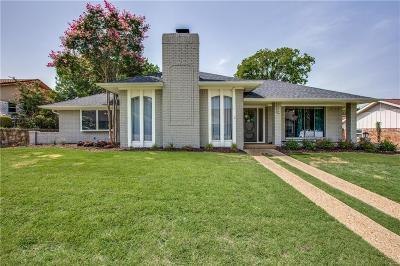 Dallas County, Denton County Single Family Home For Sale: 1119 Wiltshire Drive