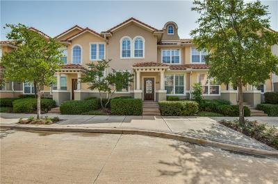 Irving Townhouse For Sale: 6918 Deseo