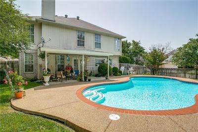 Single Family Home For Sale: 5501 Cedar Breaks Drive