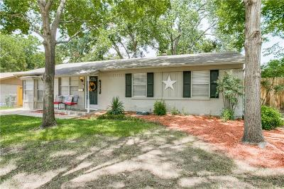 Arlington Single Family Home For Sale: 2207 Sycamore Drive